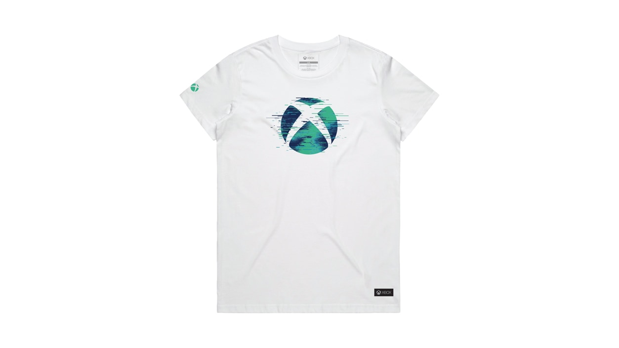 Front view of Distortion CT Sphere Tee - Womens