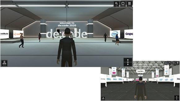 3Dビューのイメージ