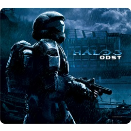 Front view of Halo 3: ODST Mousepad