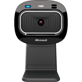 Front view of Microsoft® LifeCam HD-3000 For Business