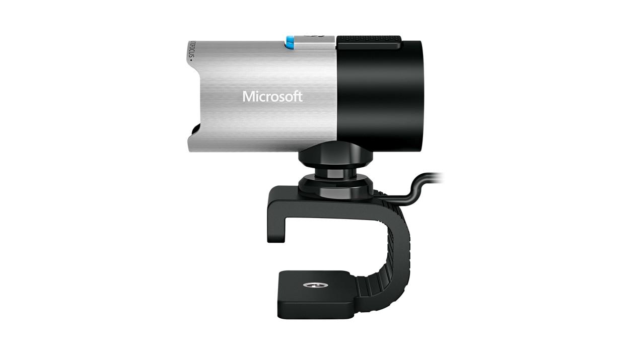 Microsoft® LIfeCam Studio for Business Win USB Port side