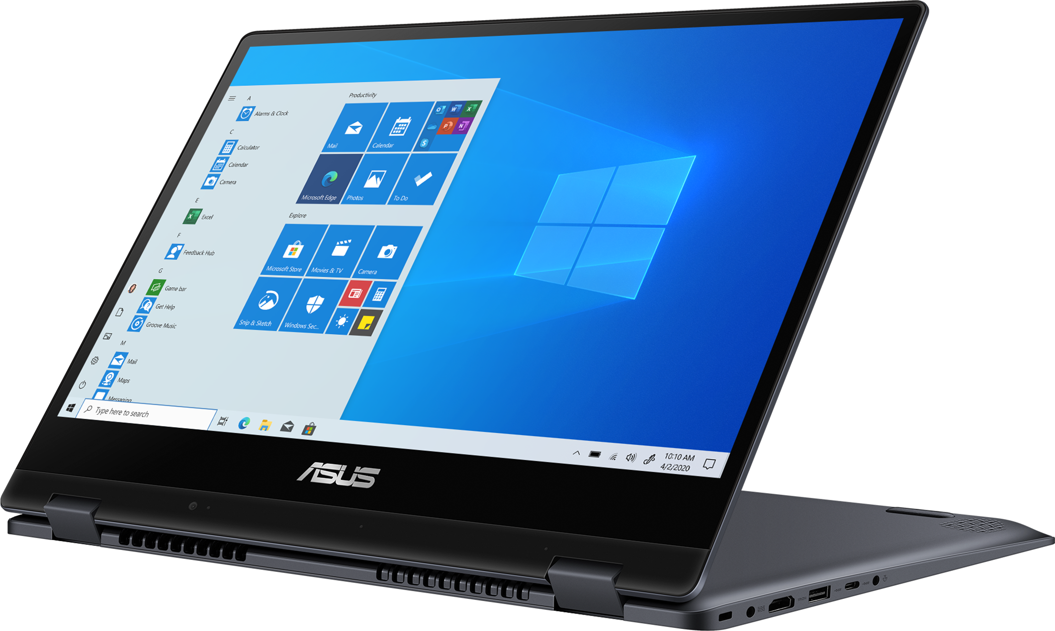 ASUS Vivobook Flip TP412FA-XB56T 2-in-1 PC