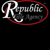 Republic Title Agency.
