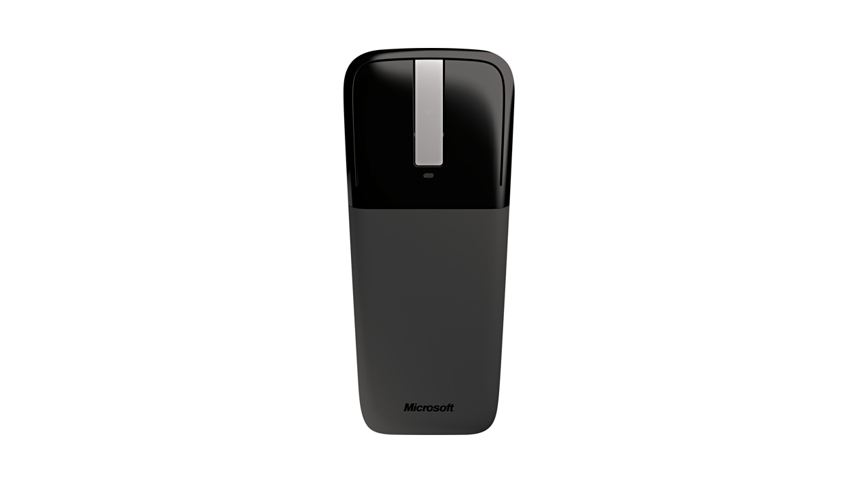 Arc Touch Mouse (Black) - Top view
