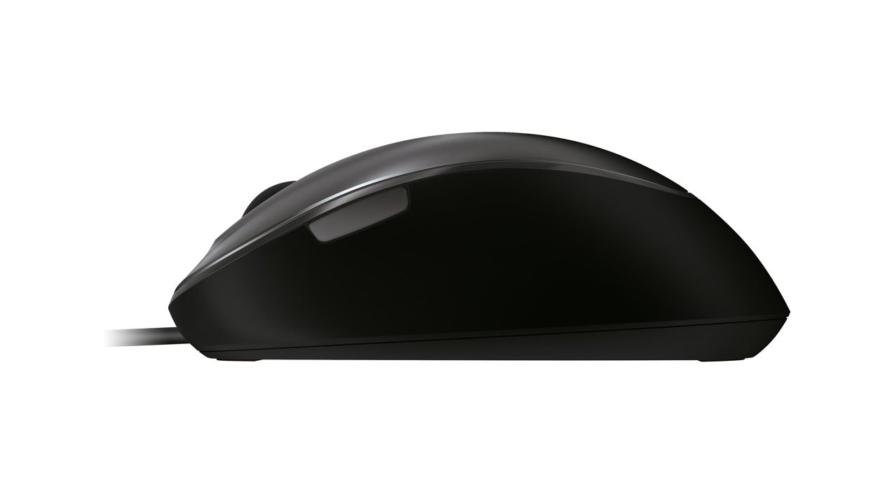 Microsoft Comfort Mouse 4500 Side View