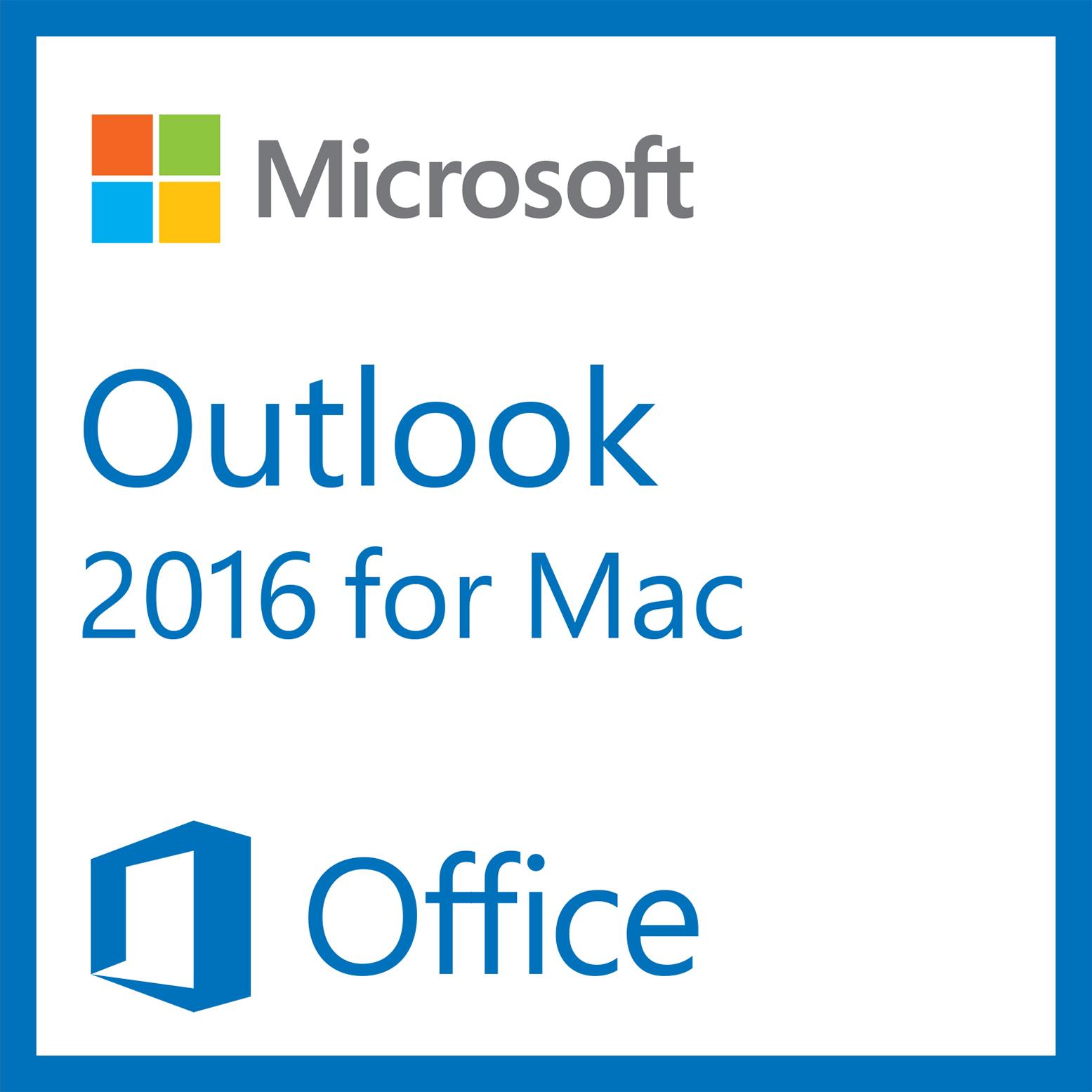 Outlook 2016 untuk Mac