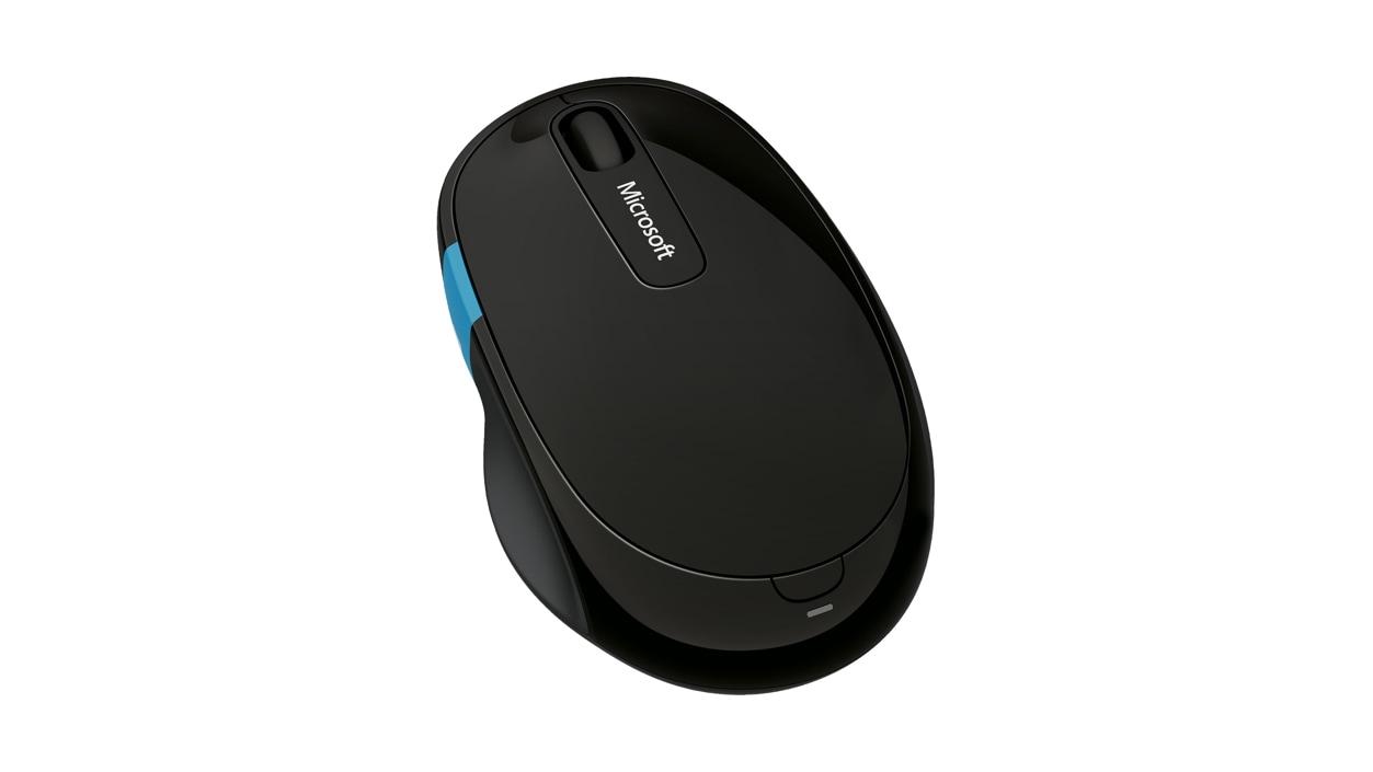 Sculpt Comfort Mouse - Top view