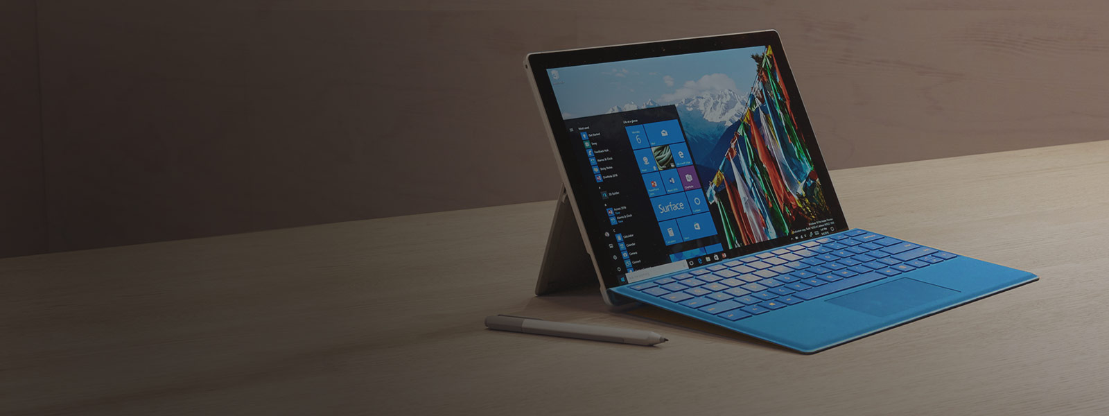 Surface Pro 4 with Pen, shop now