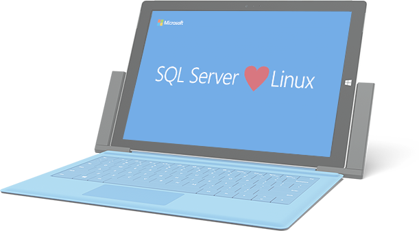 SQL Server liebt Linux.