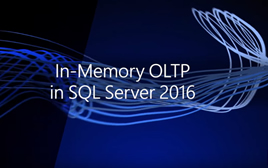 In-Memory-Onlinetransaktionsverarbeitung (OLTP) in SQL Server 2016