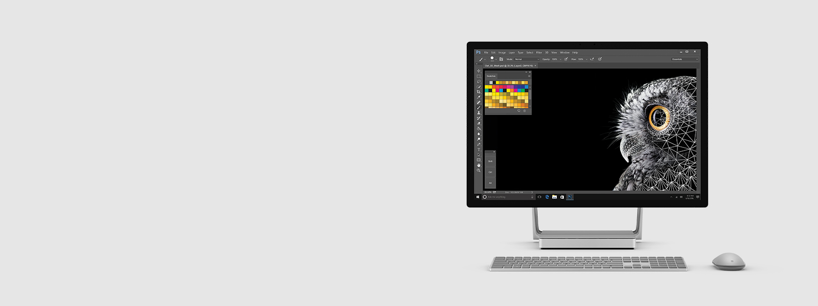 Un Surface Studio