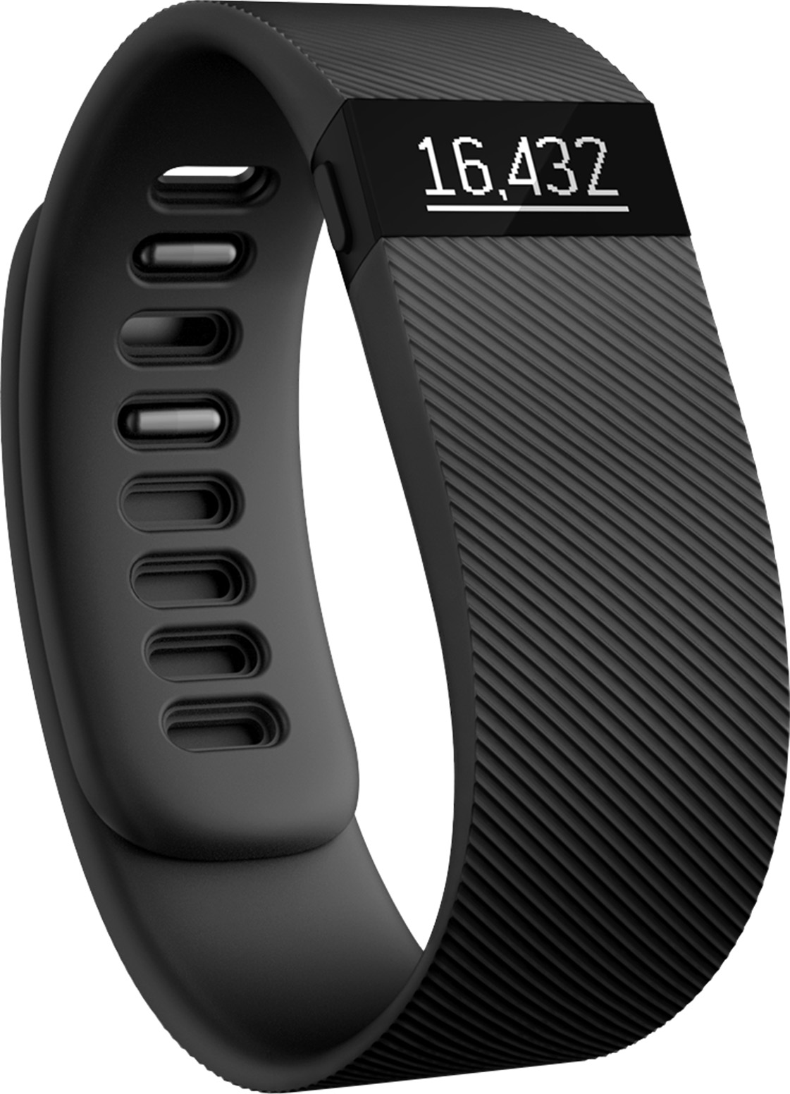 Fitbit Charge Activity and Sleep Wristband (Black)