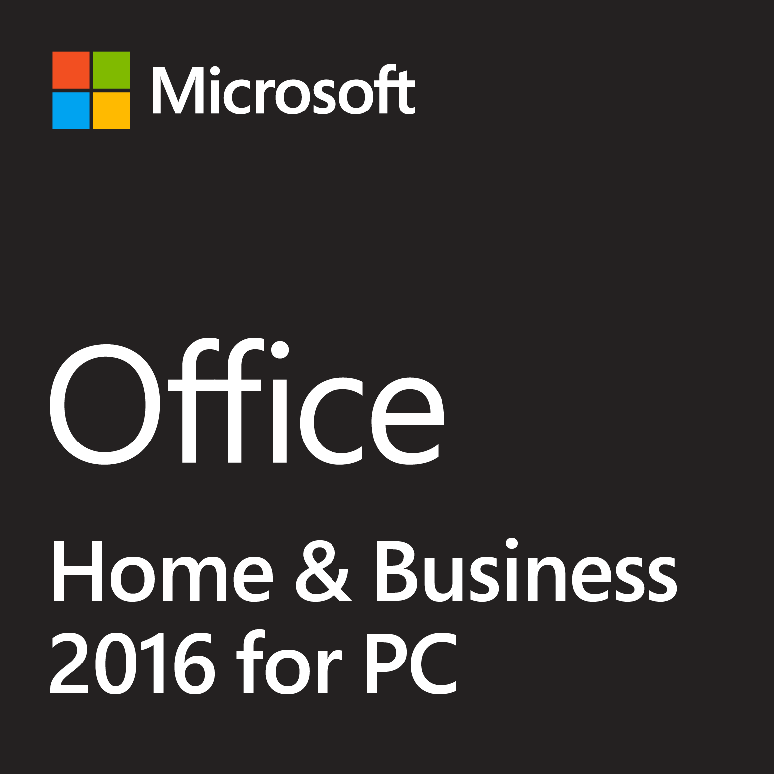 Office Home & Business 2016