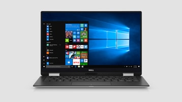 Front facing Dell XPS 13