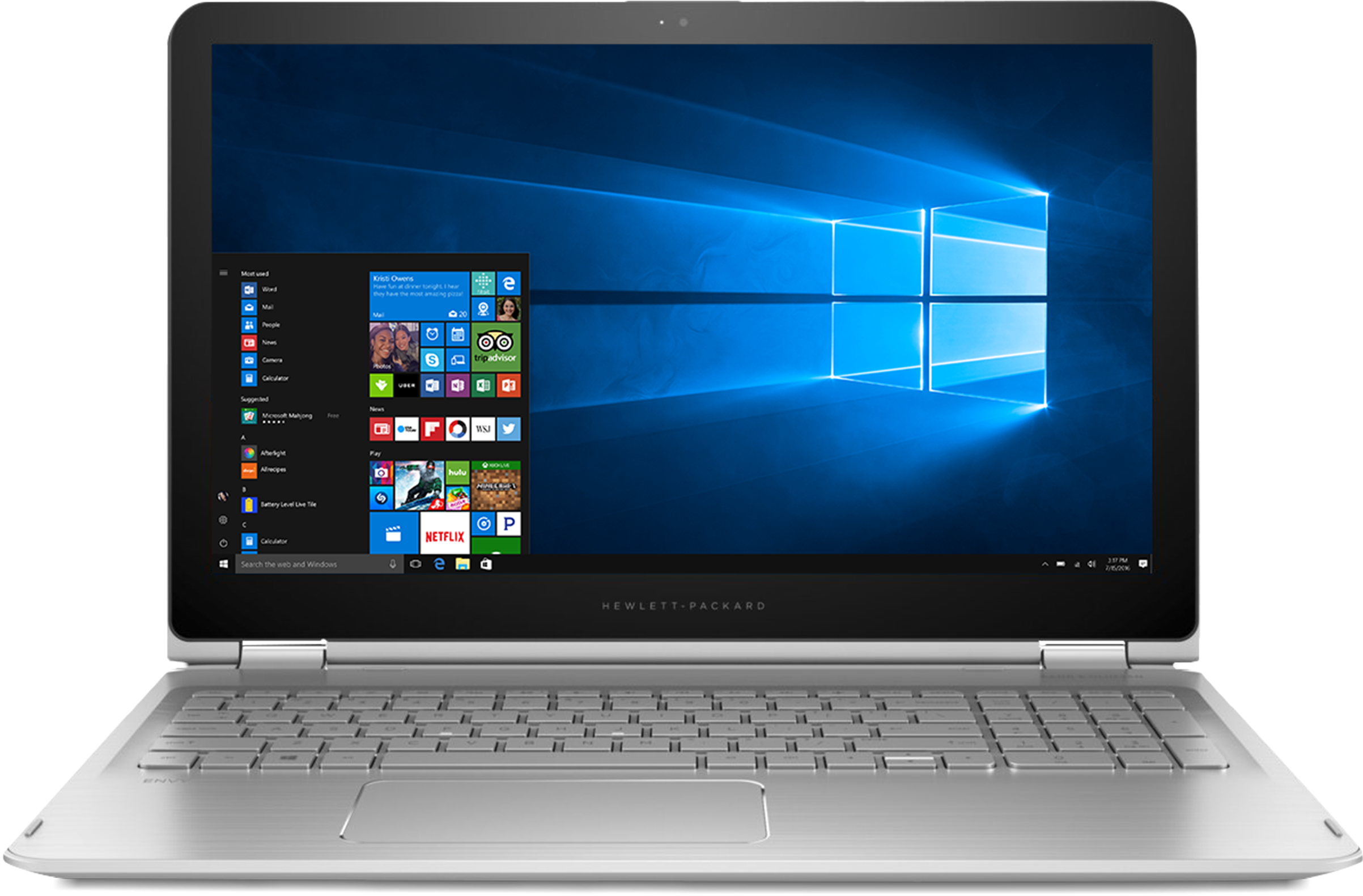HP ENVY x360 Convertible 15-w291ms 2 in 1 PC