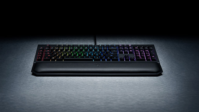 Buy Razer BlackWidow Chroma V2 Gaming Keyboard (Razer Green Switch) -  Microsoft Store