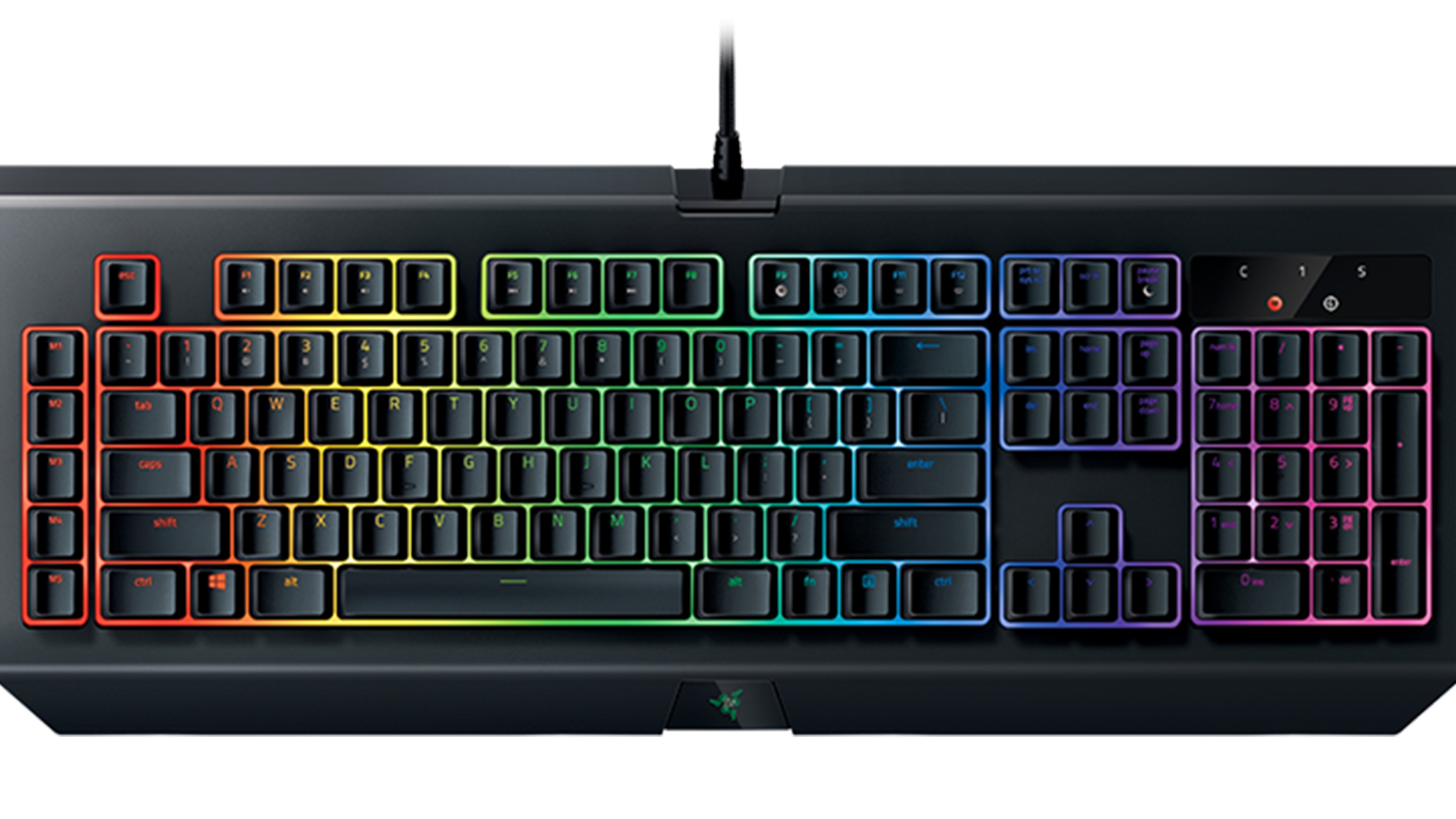 Razer BlackWidow Chroma V2 Gaming Keyboard