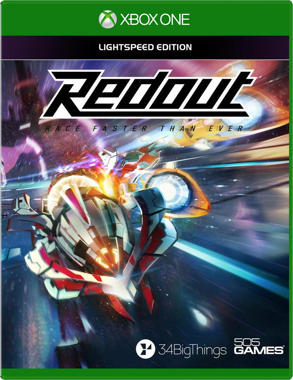 Redout for Xbox One