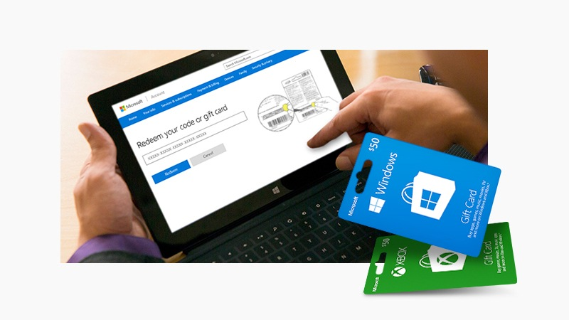 Gift cards microsoft store singapore already have a gift card redeem it now reheart Choice Image