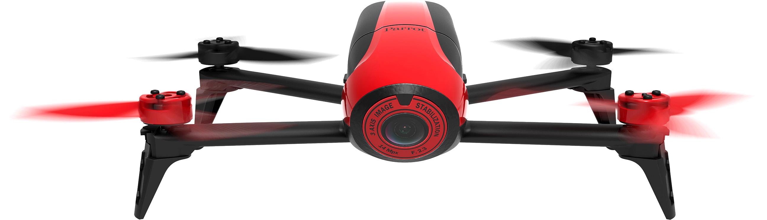 Parrot Bebop Drone 2 (rood)