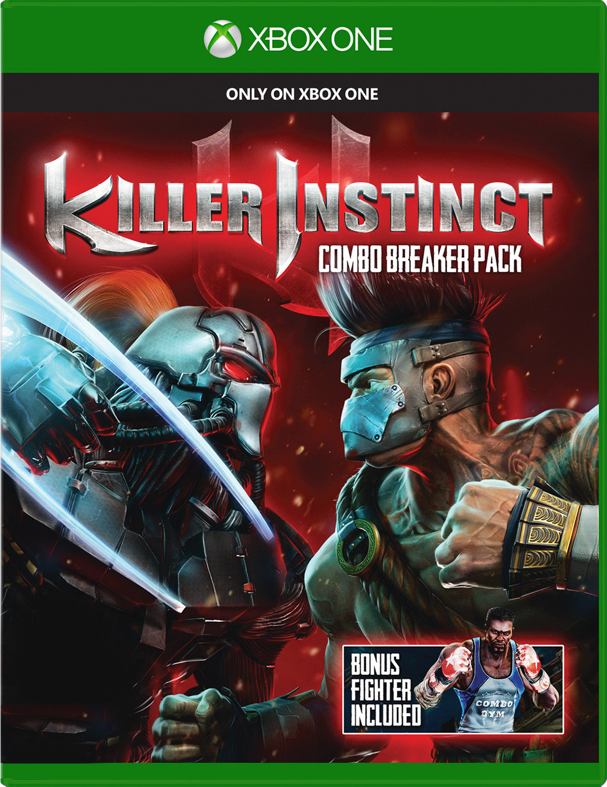 Killer Instinct Combo Breaker Pack for Xbox One 3PT-00001