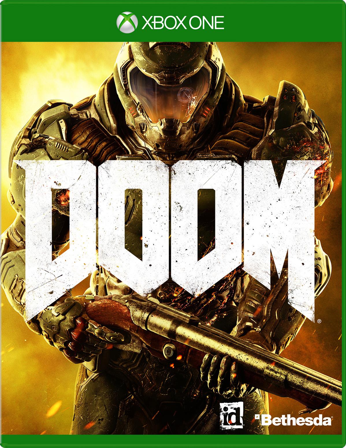 Doom voor Xbox One