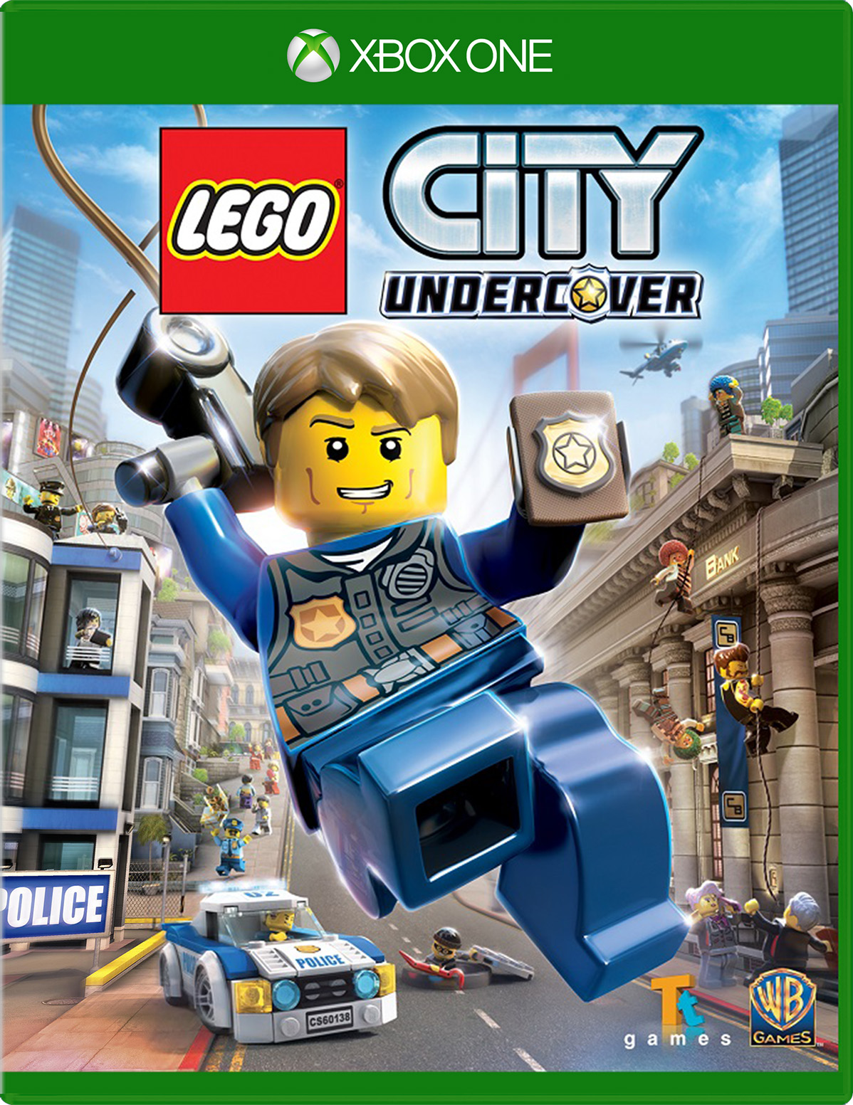 Buy LEGO CITY Undercover for Xbox One - Microsoft Store