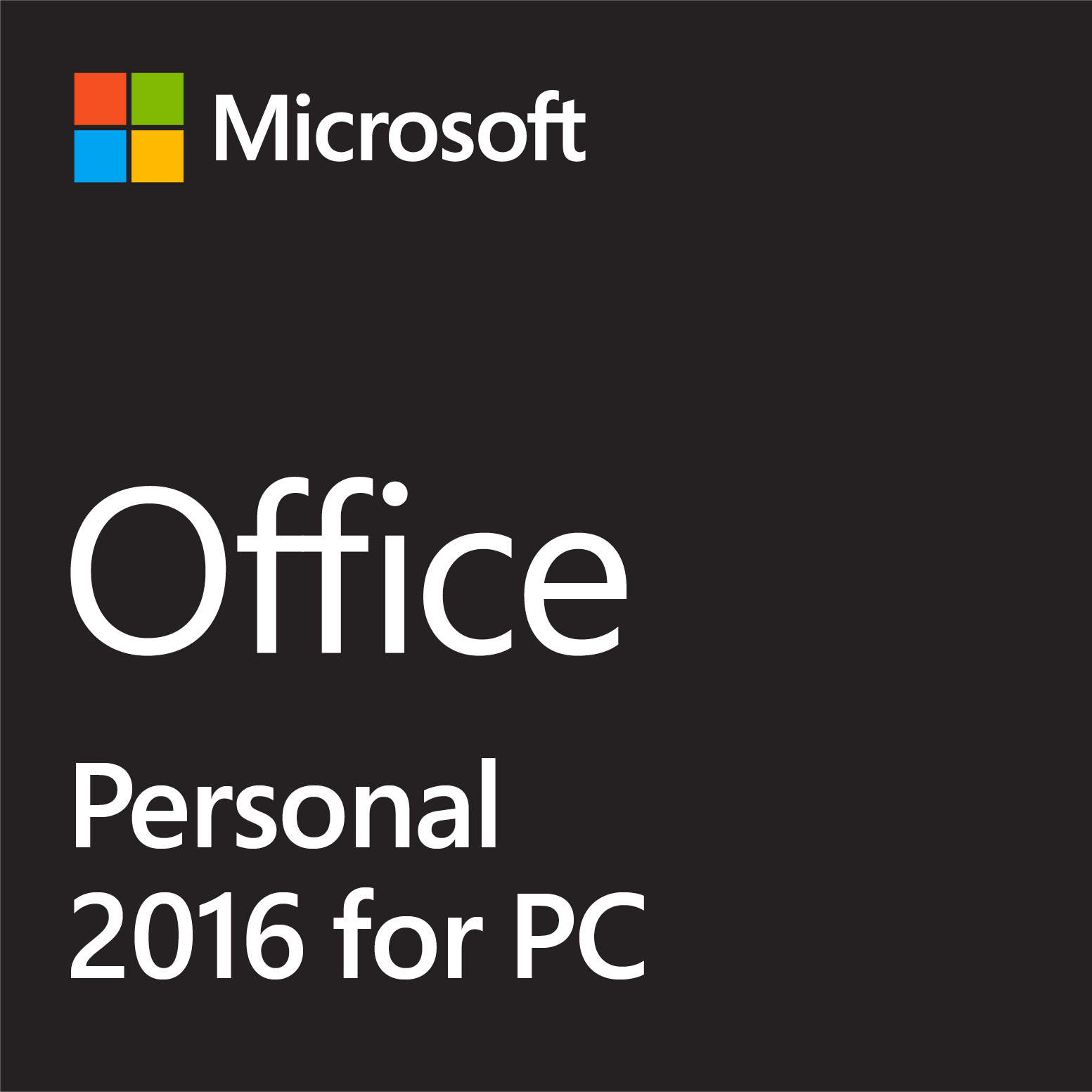 Office Personal 2016