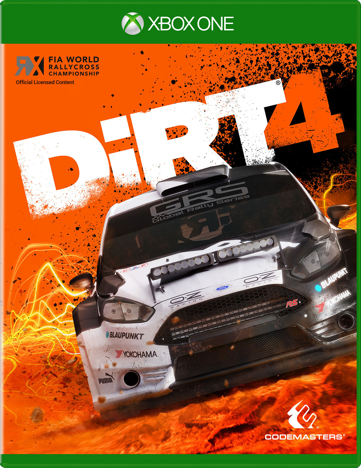 DiRT 4 Day One Edition for Xbox One Deal
