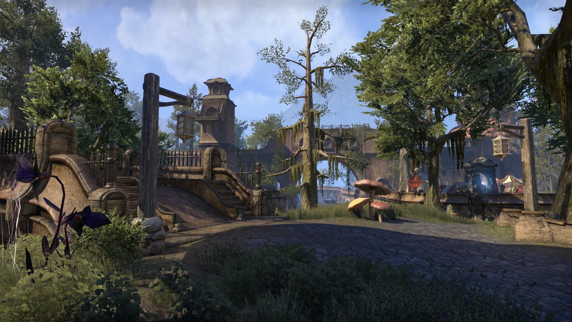 Elder Scrolls Online: Morrowind PC Game