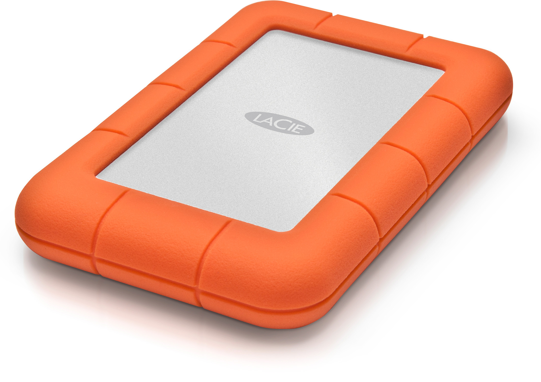 LaCie Rugged Mini Portable Hard Drive