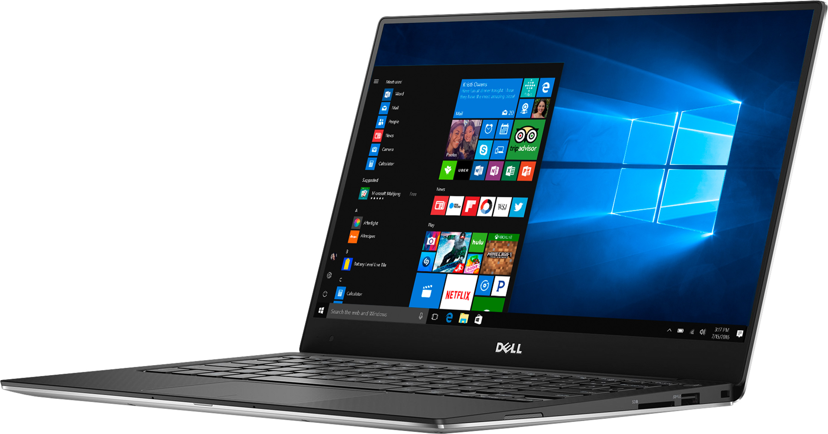 Dell XPS 13 9360-7935SLV Laptop