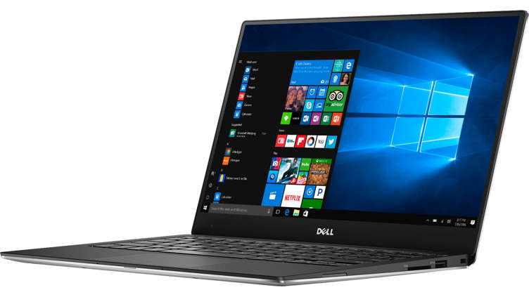 "Dell XPS 13.3"" Laptop - Silver"