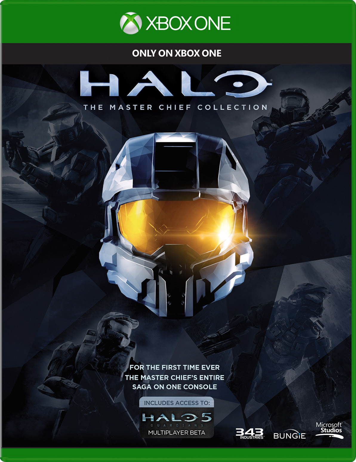 Halo: The Master Chief-collectie voor Xbox One (Blu-ray-editie)