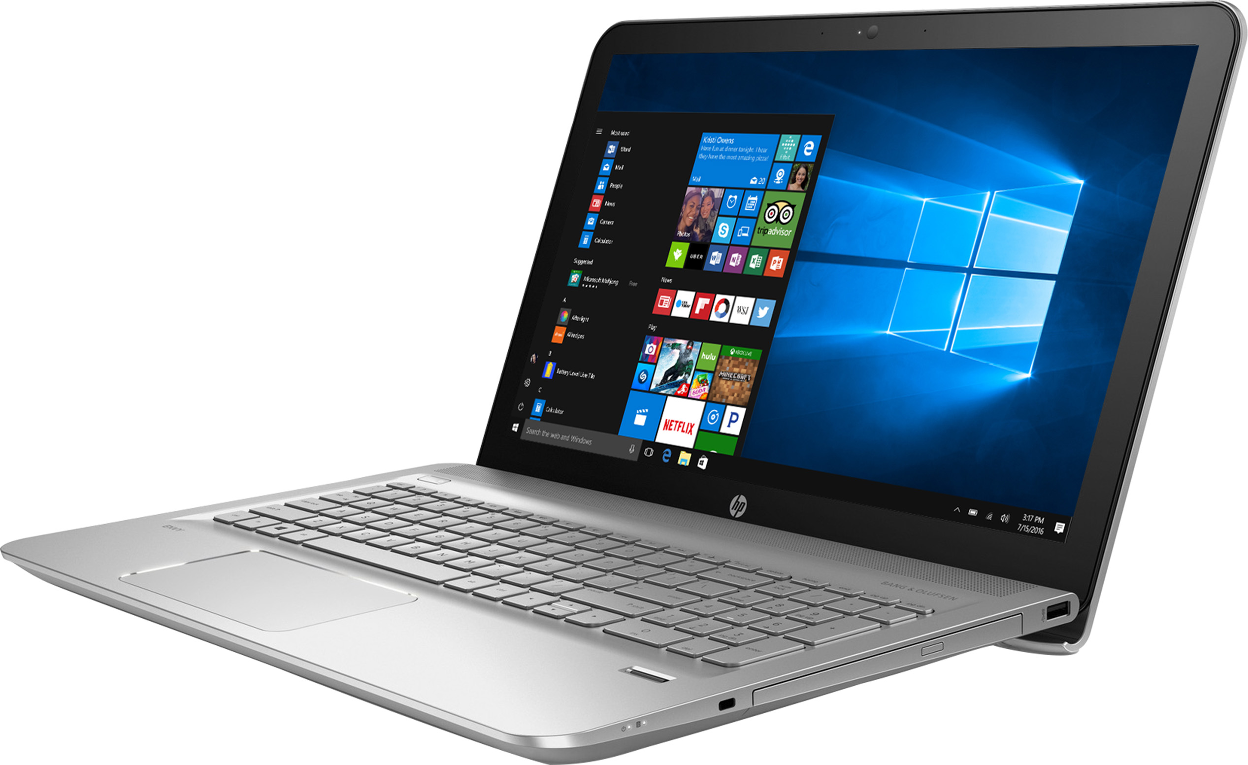 HP ENVY 15-ae100na Laptop