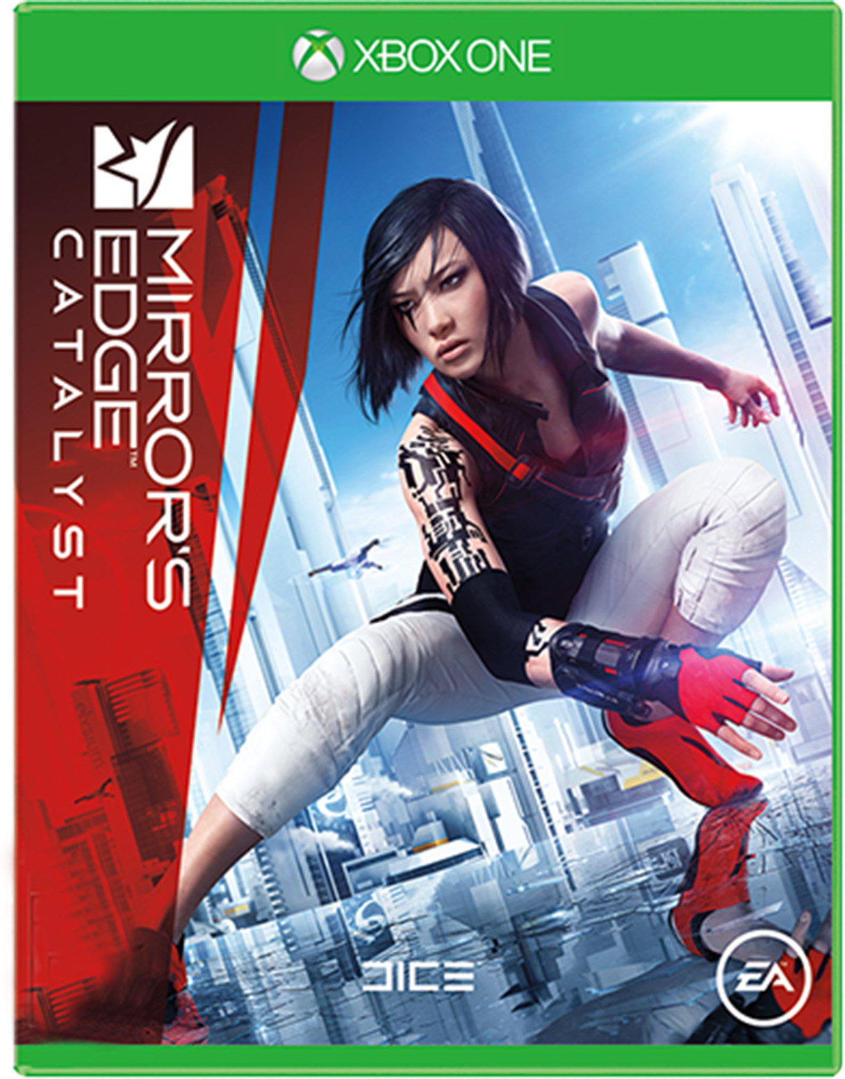 Mirror's Edge Catalyst voor Xbox One