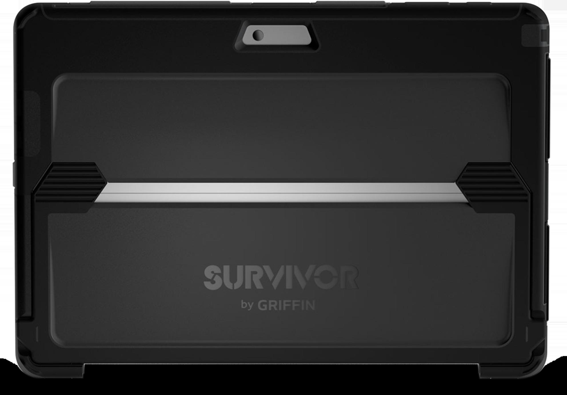 Griffin Survivor Slim für Microsoft Surface Pro 4