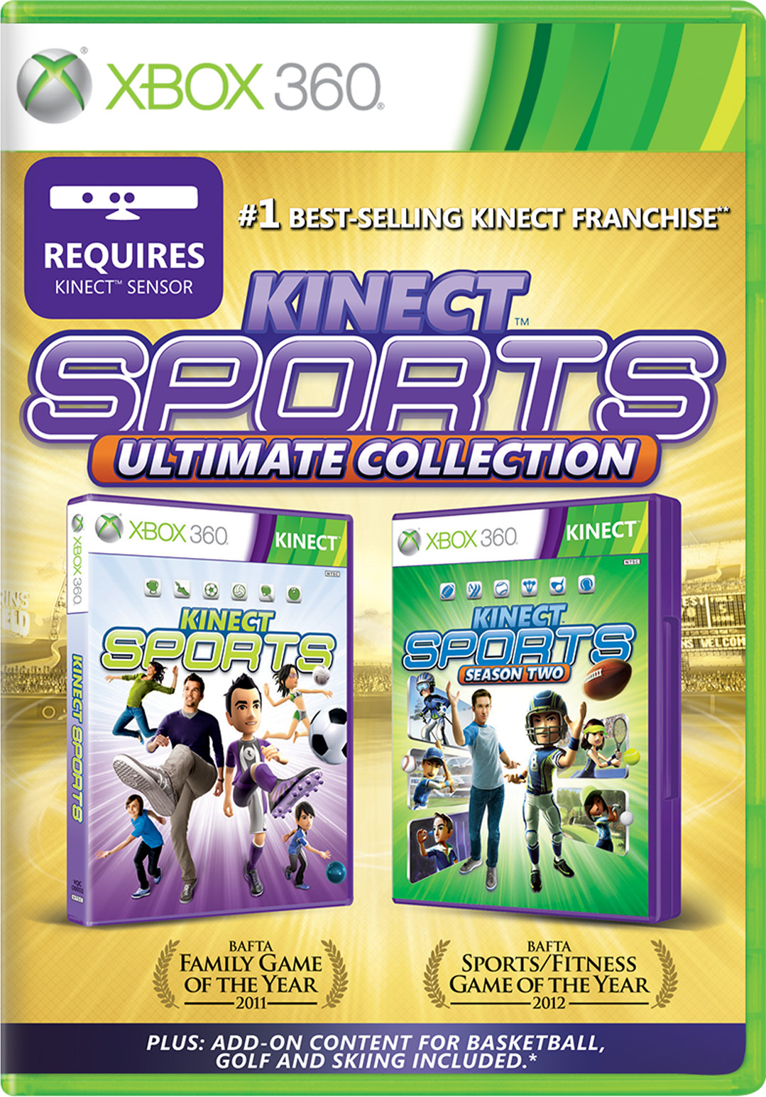 Kinect Sports Ultimate Collection pour Xbox 360