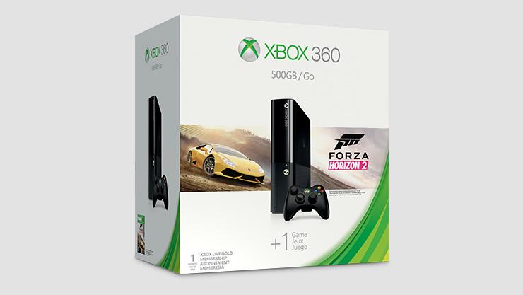 Xbox360 500GB Console