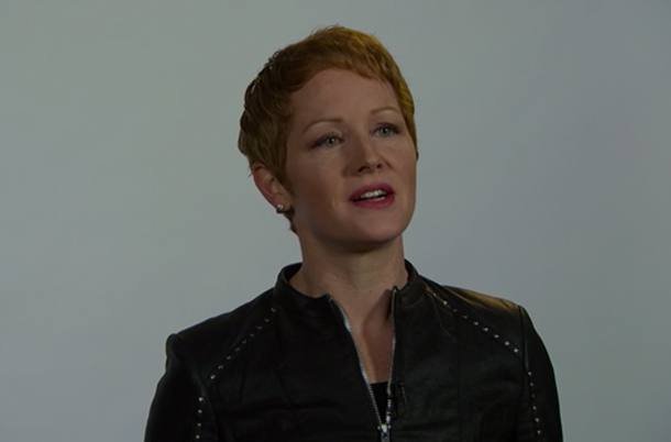 Microsoft Corporate Vice President Julia White.