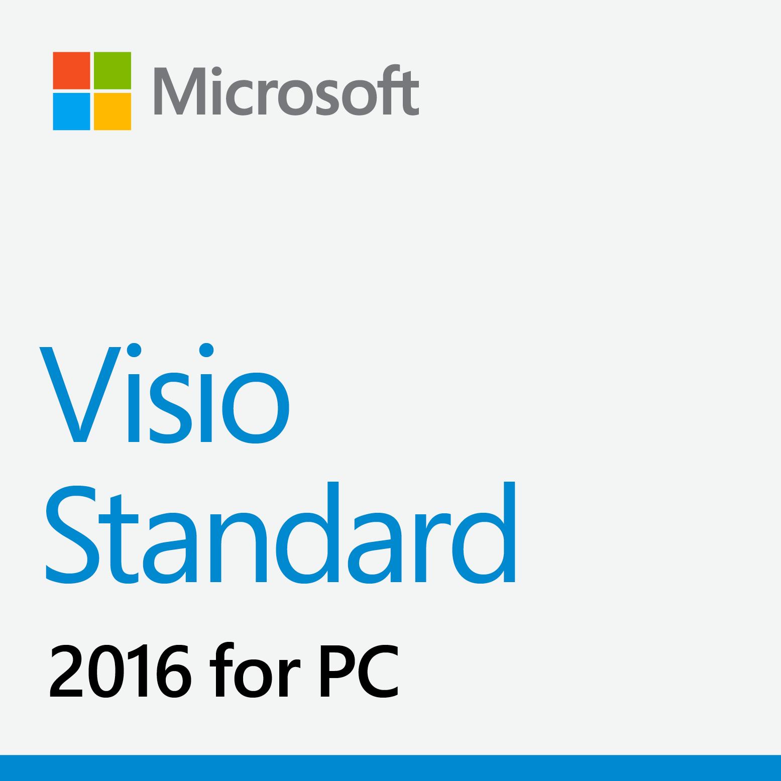 Visio Standard 2016