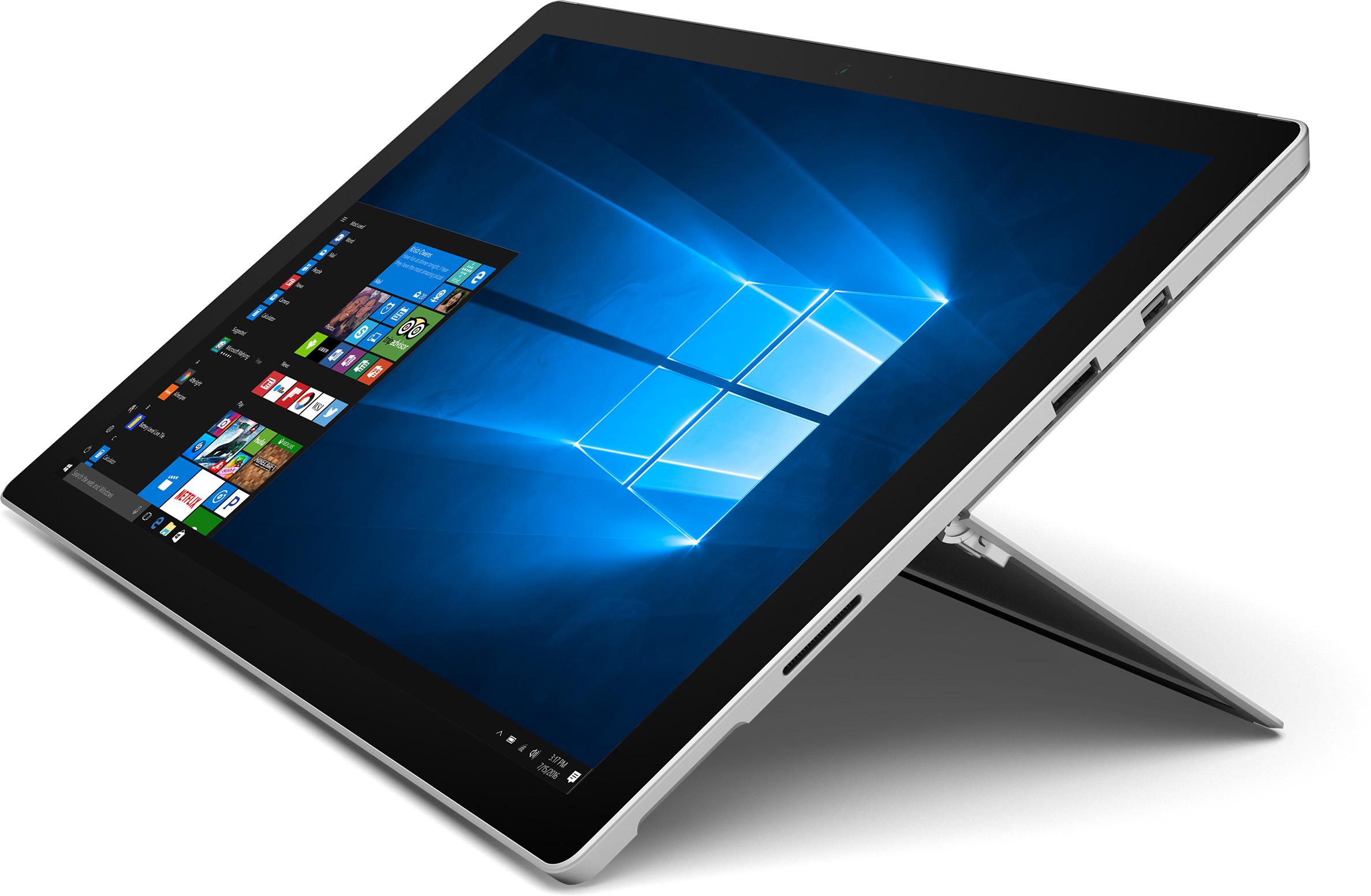 Bild Microsoft Surface Pro 4 â?? 128 GB / Intel Core m3 (4GB RAM)