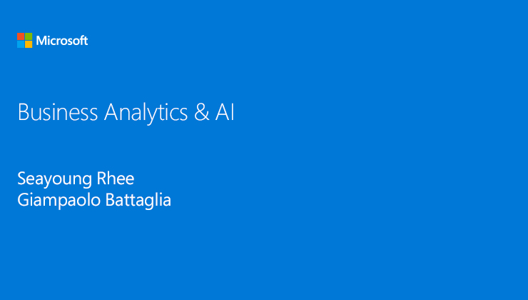 Transforming customer care with Business Analytics and AI video thumbnail