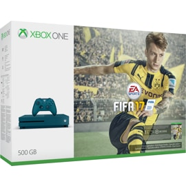 Xbox One S FIFA 17 Bundles Blue (500GB)