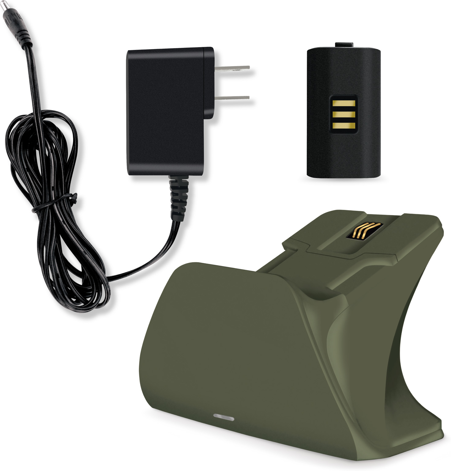 Controller Gear Xbox Design Lab Pro Charging Stand (Military Green)