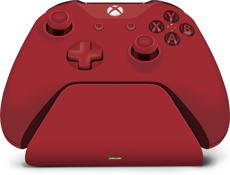 Controller Gear Xbox Pro Charging Stand (Oxide Red)