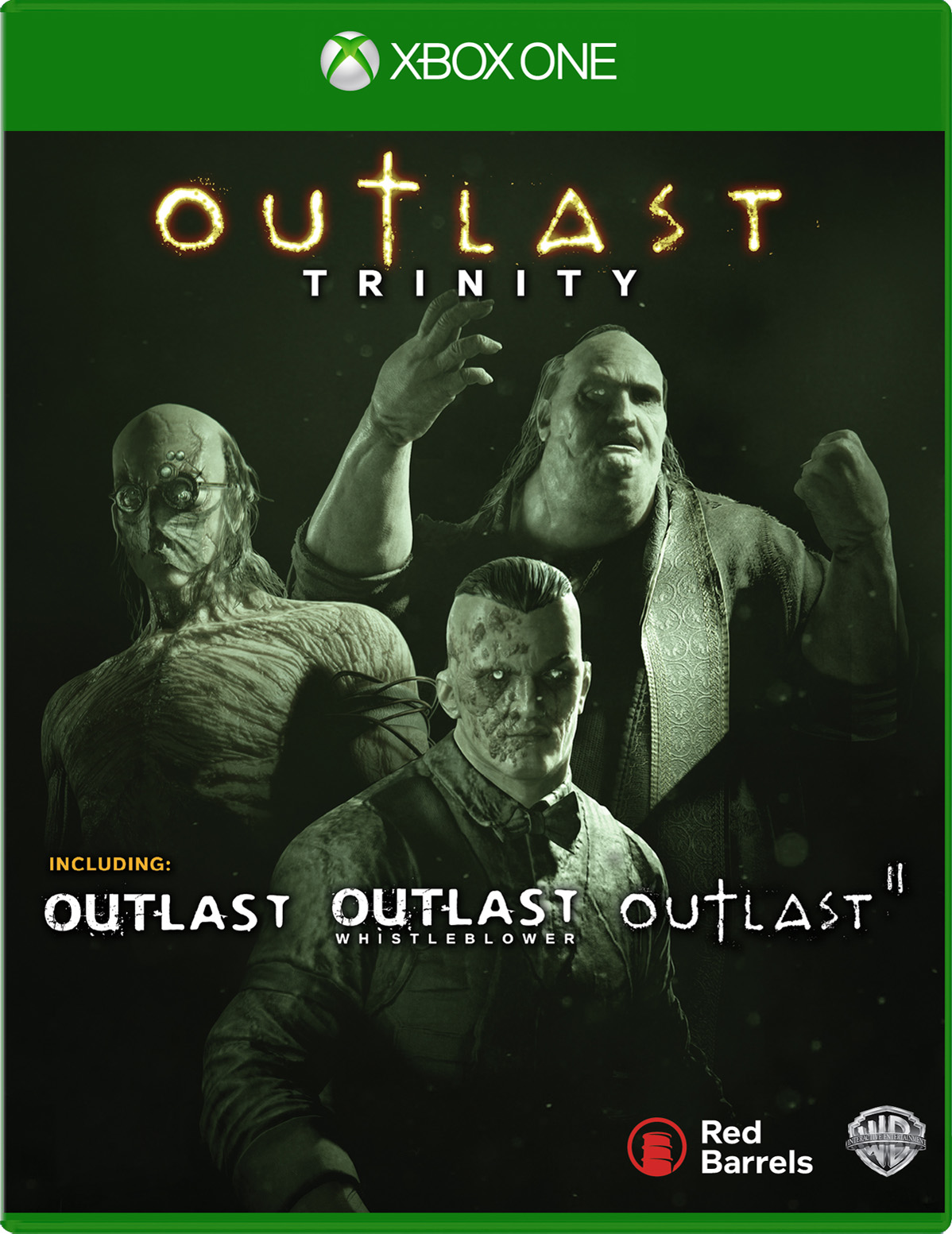 Outlast Trinity for Xbox One Deal