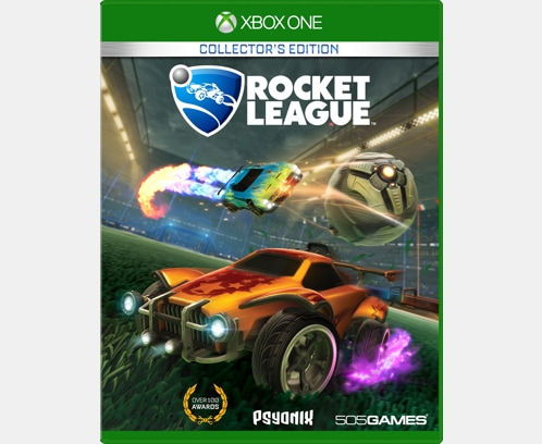 Buy Rocket League for Xbox One - Microsoft Store