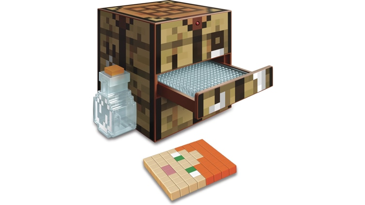 Buy minecraft crafting table microsoft store - Table d alchimie minecraft ...