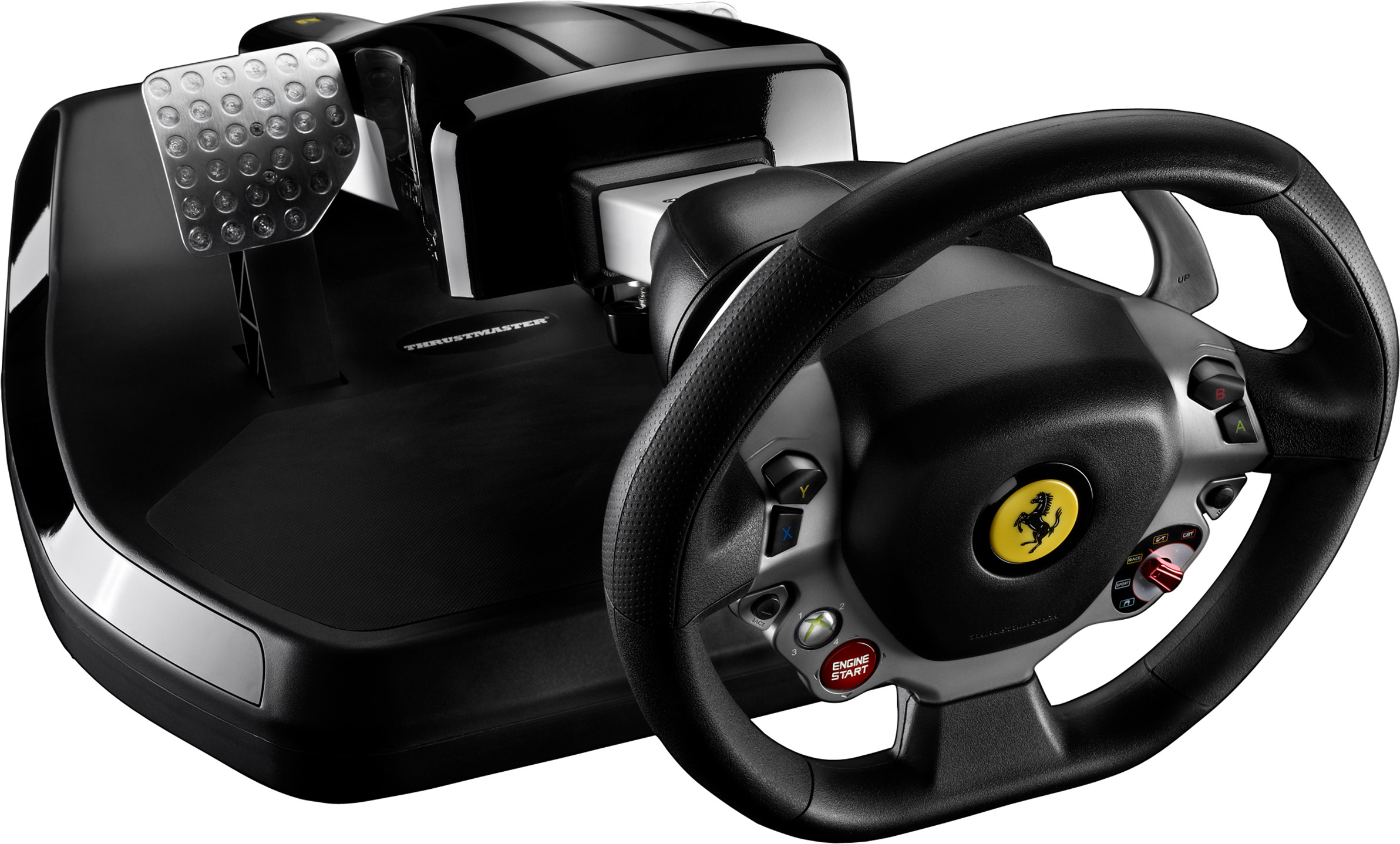 Thrustmaster Ferrari Vibration GT Cockpit 458 for Xbox 360
